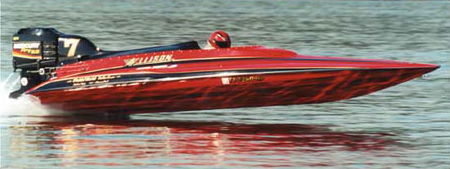 Mike Watts Racing Boats